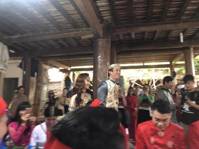 'Chồng hờ' của Phương Oanh 'Quỳnh búp bê' tổ chức đám cưới bí mật tại Hòa Bình
