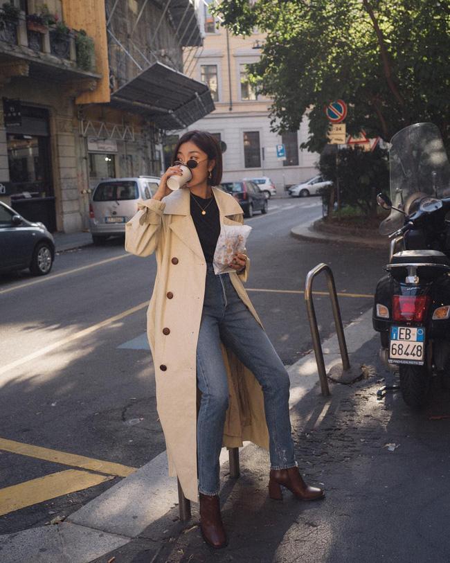 'Ngôi sao' của mùa đông chính là quần jeans và 15 set đồ sau sẽ giúp các nàng biến hóa tài tình với item này - 11