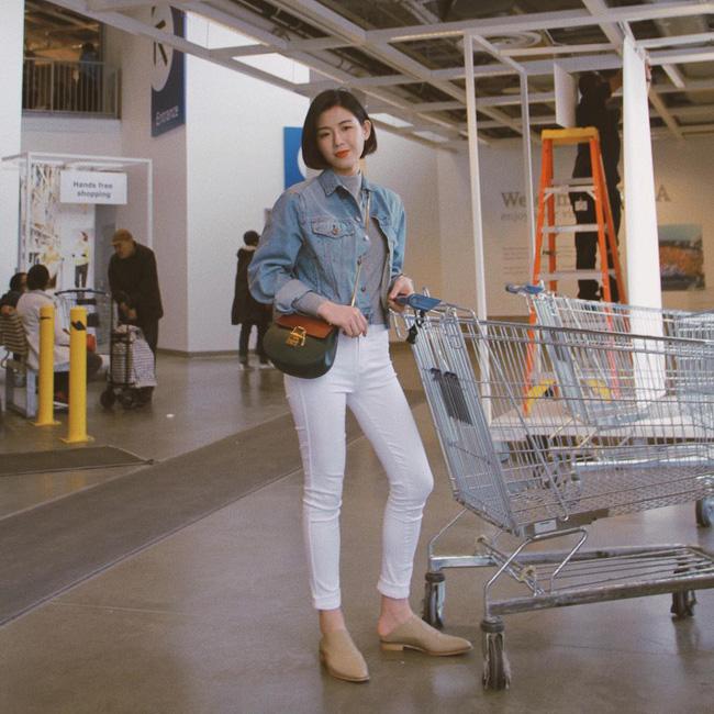 'Ngôi sao' của mùa đông chính là quần jeans và 15 set đồ sau sẽ giúp các nàng biến hóa tài tình với item này - 4