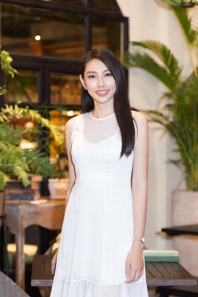 Cuộc gặp hiếm có của các đại diện Việt thi Hoa hậu Quốc tế: Nguyễn Thúc Thùy Tiên đẹp dịu dàng bên đàn chị - 8