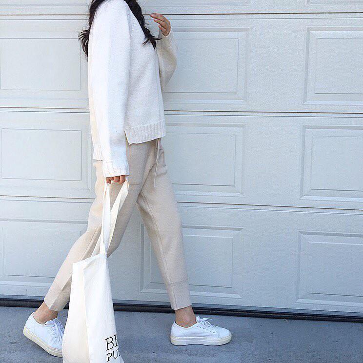 Diện lên vừa 'tây' lại thoải mái tuyệt đối, quần len chính là item mà các nàng cần sắm ngay cho tủ đồ mùa lạnh - 13