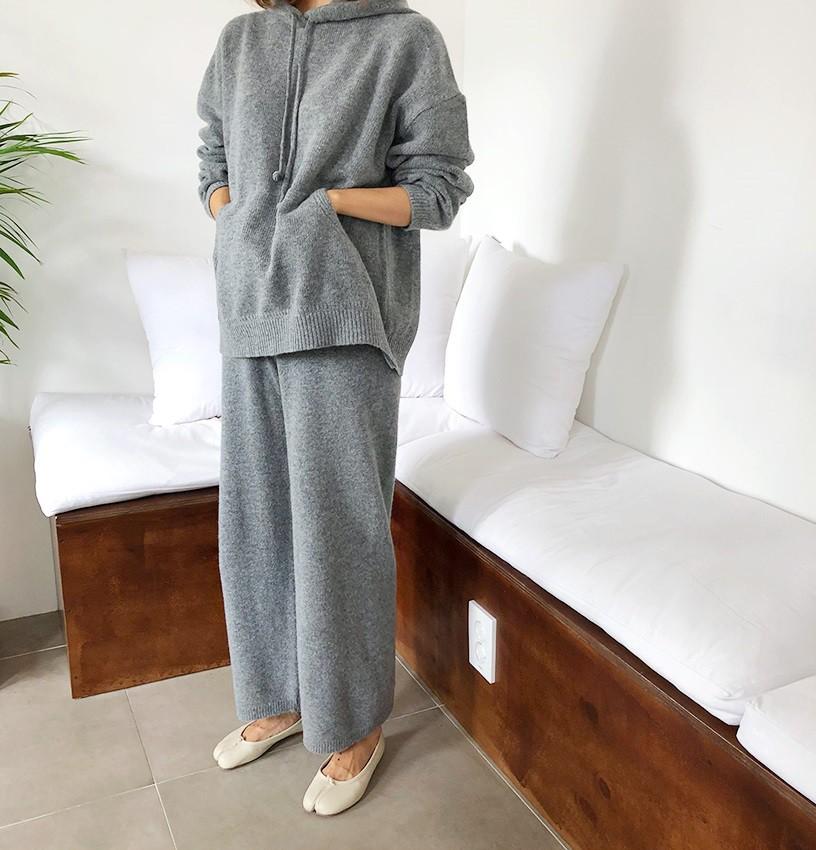 Diện lên vừa 'tây' lại thoải mái tuyệt đối, quần len chính là item mà các nàng cần sắm ngay cho tủ đồ mùa lạnh - 7