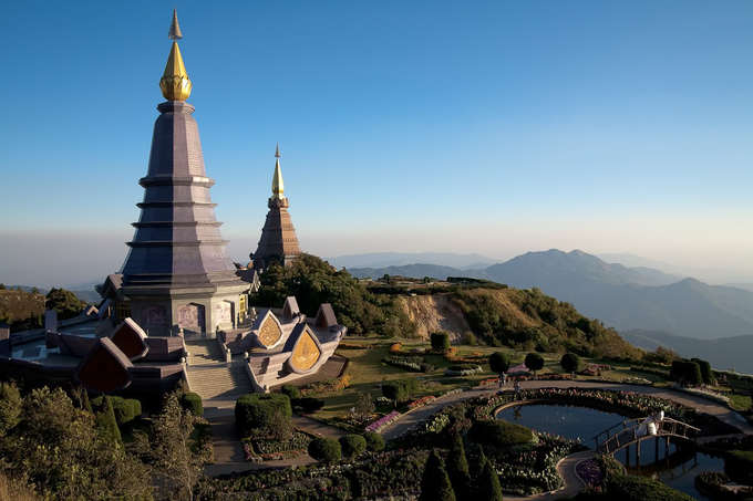 Nóc nhà Thái Lan - điểm đến all in one ở xứ chùa vàng
