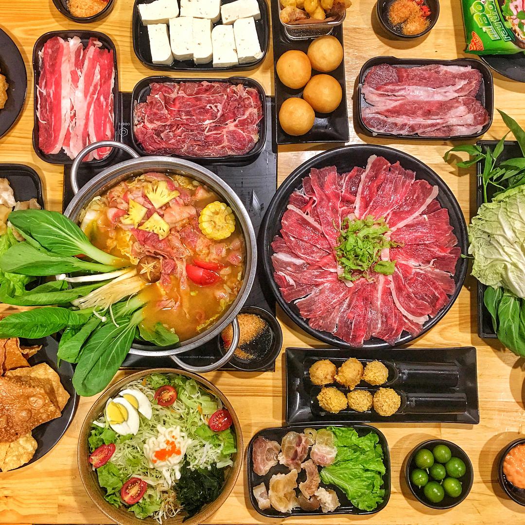 Ăn lẩu gì, ở đâu và đáp án cho hội mê ăn uống ở Hà Nội