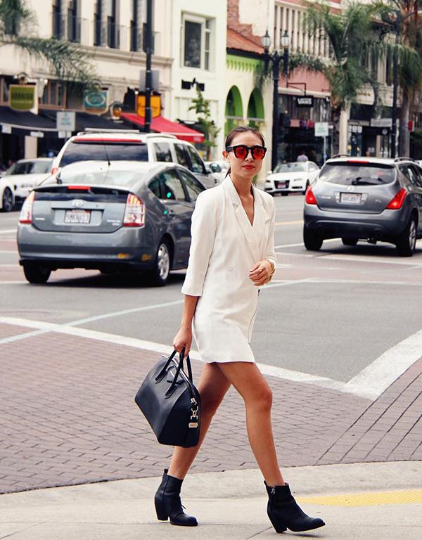 Xu hướng blazer dress cho nàng công sở hiện đại