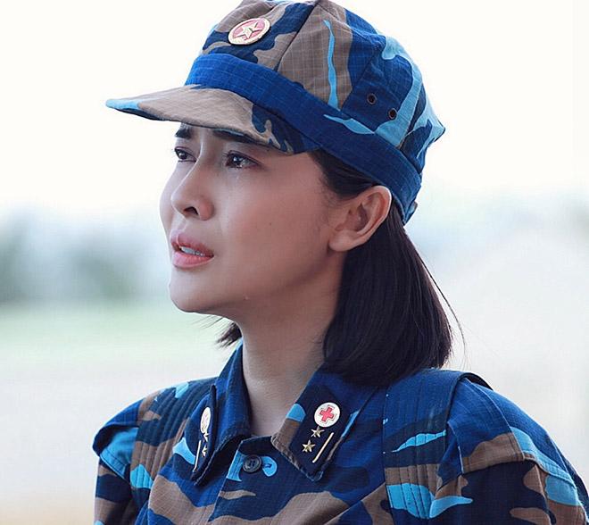 Hậu duệ mặt trời phiên bản Việt bị chê tơi tả, nữ chính nói gì?