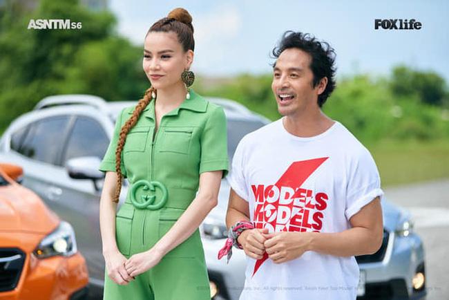 Hồ Ngọc Hà diện set đồ 130 triệu, 'chiếm sóng' màn thử thách các thí sinh tại Asia's Next Top Model