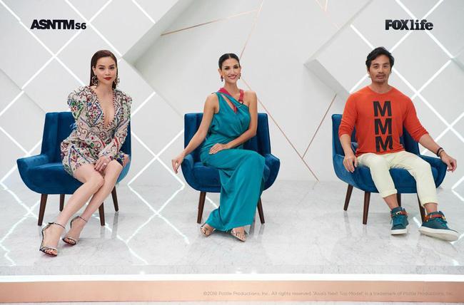 Hồ Ngọc Hà diện set đồ 130 triệu, 'chiếm sóng' màn thử thách các thí sinh tại Asia's Next Top Model - 11
