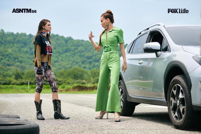 Hồ Ngọc Hà diện set đồ 130 triệu, 'chiếm sóng' màn thử thách các thí sinh tại Asia's Next Top Model - 4