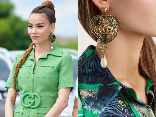 Hồ Ngọc Hà diện set đồ 130 triệu, 'chiếm sóng' màn thử thách các thí sinh tại Asia's Next Top Model - 7
