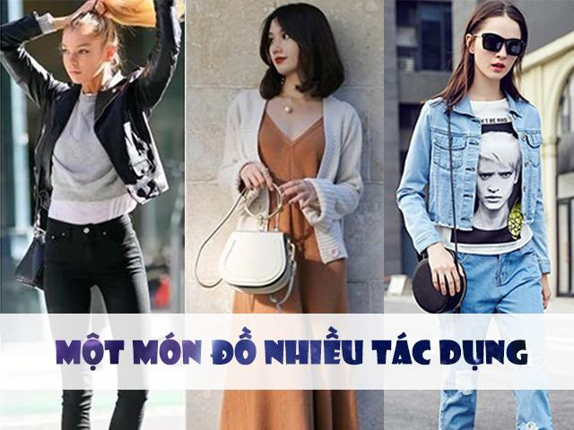 5 kiểu áo cứ ngày gió mùa về chị em lại bỏ ra dùng, vừa tiện vừa đẹp