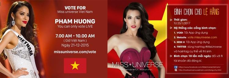 Nếu khán giả biết trước điều này, các nàng hậu Việt sẽ có cơ hội in top tại đấu trường nhan sắc quốc tế?