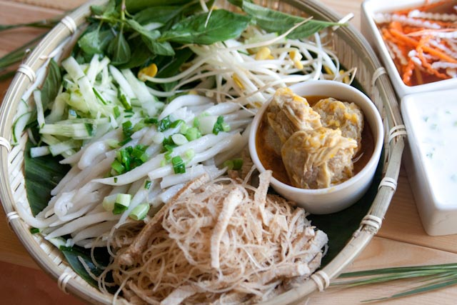Món ăn nổi tiếng ở quê hương công tử Bạc Liêu