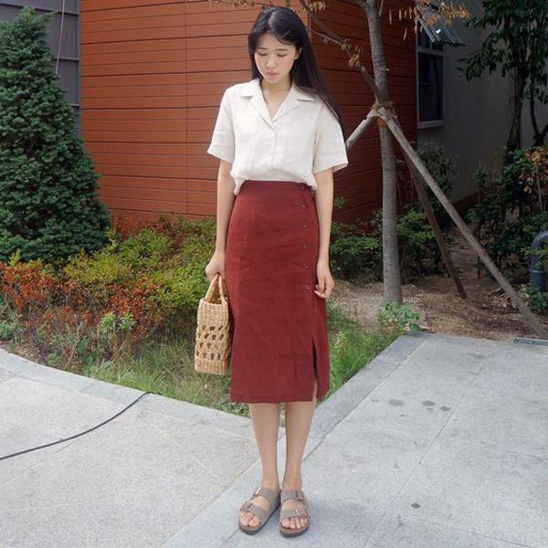 5 cách tận dụng váy midi khiến chị em đi làm, đi chơi đều nổi nhất hội
