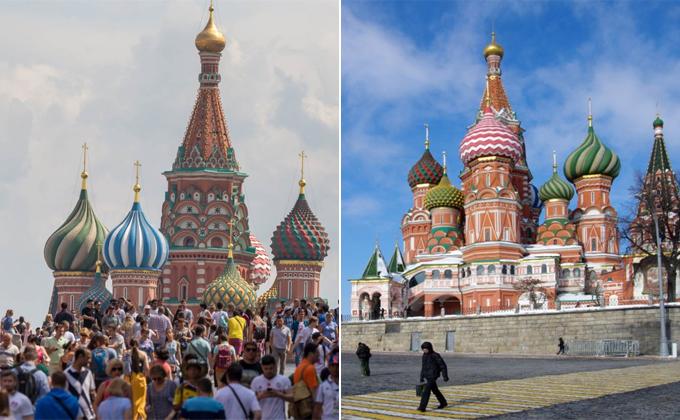 9 điểm đến nổi tiếng thế giới trong và sau mùa du lịch