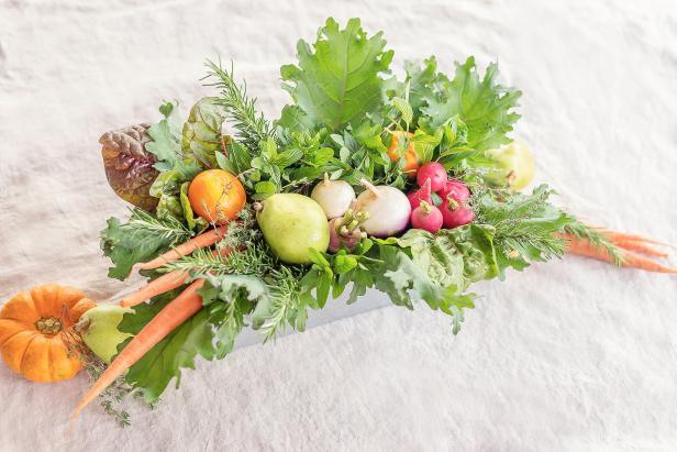 Trang trí nhà đậm sắc thu từ hoa quả xinh yêu có sẵn trong mùa - 3