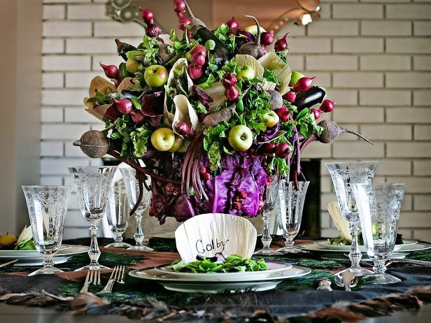 Trang trí nhà đậm sắc thu từ hoa quả xinh yêu có sẵn trong mùa - 6