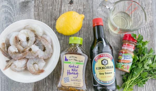 Món ngon cuối tuần: Tôm nướng mật ong thơm lừng góc bếp - 1