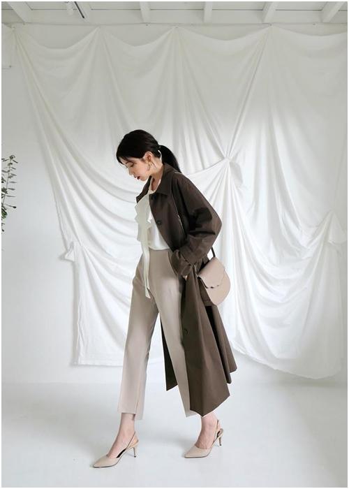 Công thức mặc đẹp 'huyền thoại' của công sở khi trời se lạnh - 3