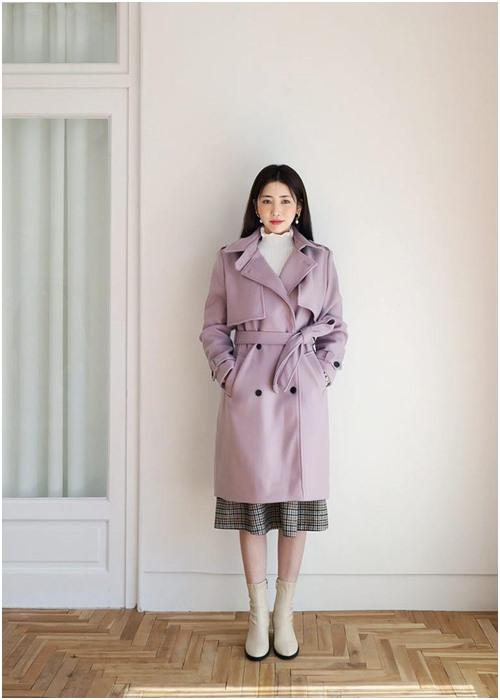 Công thức mặc đẹp 'huyền thoại' của công sở khi trời se lạnh - 5