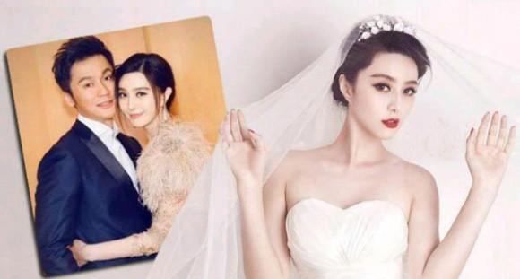 Nộp phạt 130 triệu USD nhưng Phạm Băng Băng và Lý Thần vẫn sẽ tổ chức hôn lễ vào ngày 2/2/2019