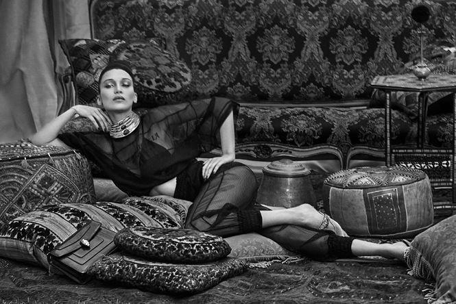 Mê đắm dáng thon quyến rũ hút hồn của 'chân dài' Bella Hadid - 12