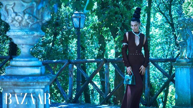 Mê đắm dáng thon quyến rũ hút hồn của 'chân dài' Bella Hadid - 2