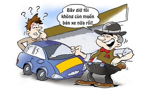 Tối cười: Bất ngờ trước lý do hàng xóm không chịu bán xe