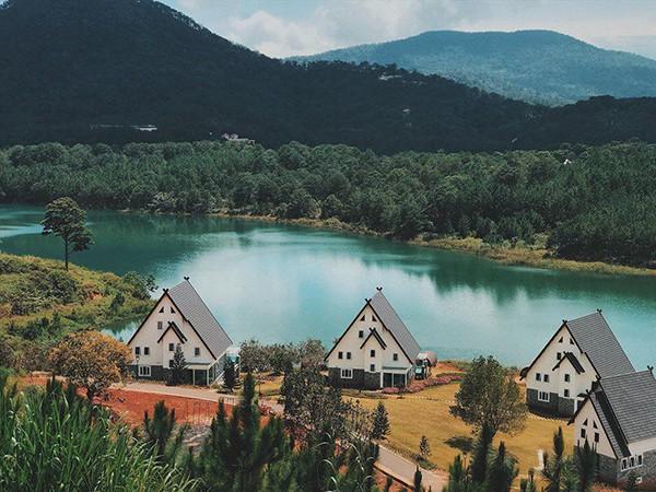 Đà Lạt vừa có ngôi làng thu nhỏ châu Âu mới cực hợp để ghé thăm mùa đông này!