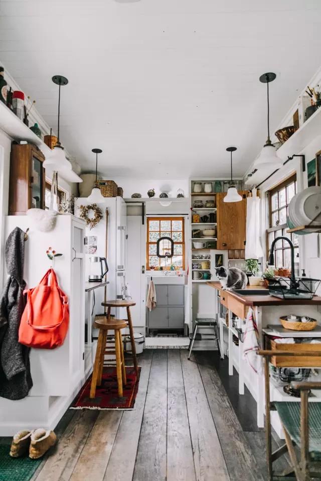 Học cách trang trí siêu chất dành riêng cho những ngôi nhà nhỏ