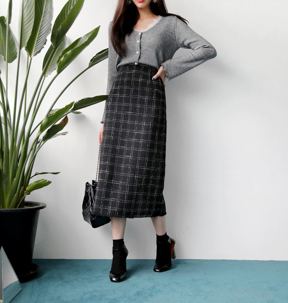 Áo khoác cardigan rất xinh và trendy nhưng để diện không bị luộm thuộm, dìm dáng thì các nàng cần nhớ 3 tips sau - 8