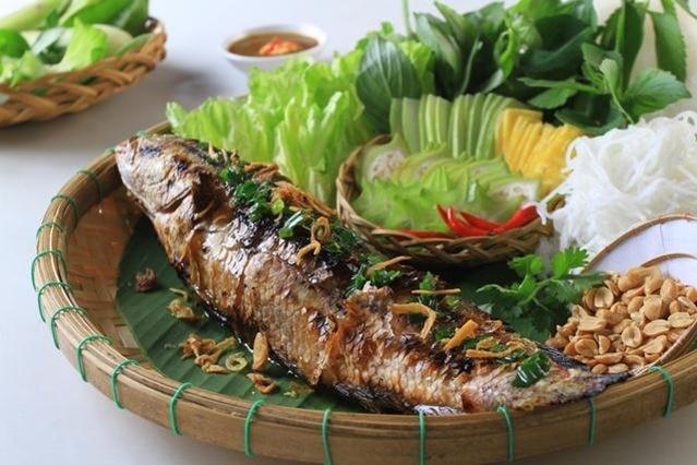 Nếm đủ các món nức tiếng An Giang mùa nước nổi - 1
