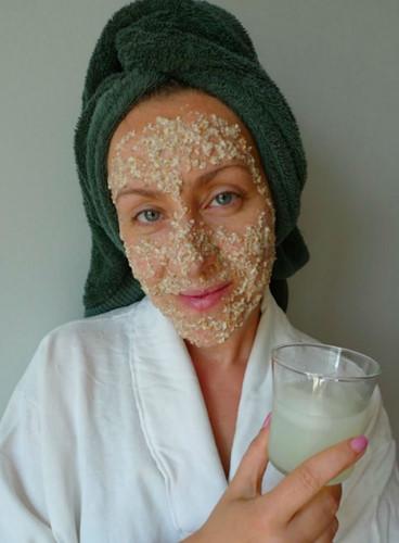 8 công thức mặt nạ tự nhiên giúp da mặt sáng mịn - 5