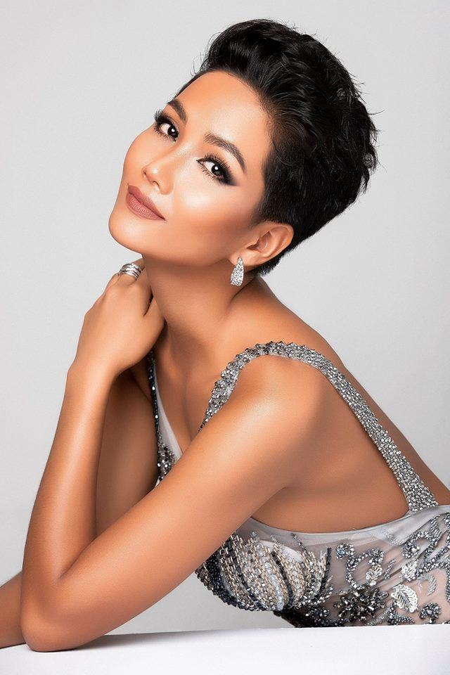 Điểm yếu 'chết người' của H'Hen Niê tại Miss Universe 2018 - 3