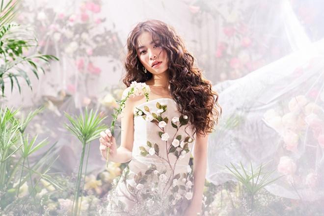 Hoàng Thuỳ Linh hoá nàng tiên hoa ngọt ngào - 3