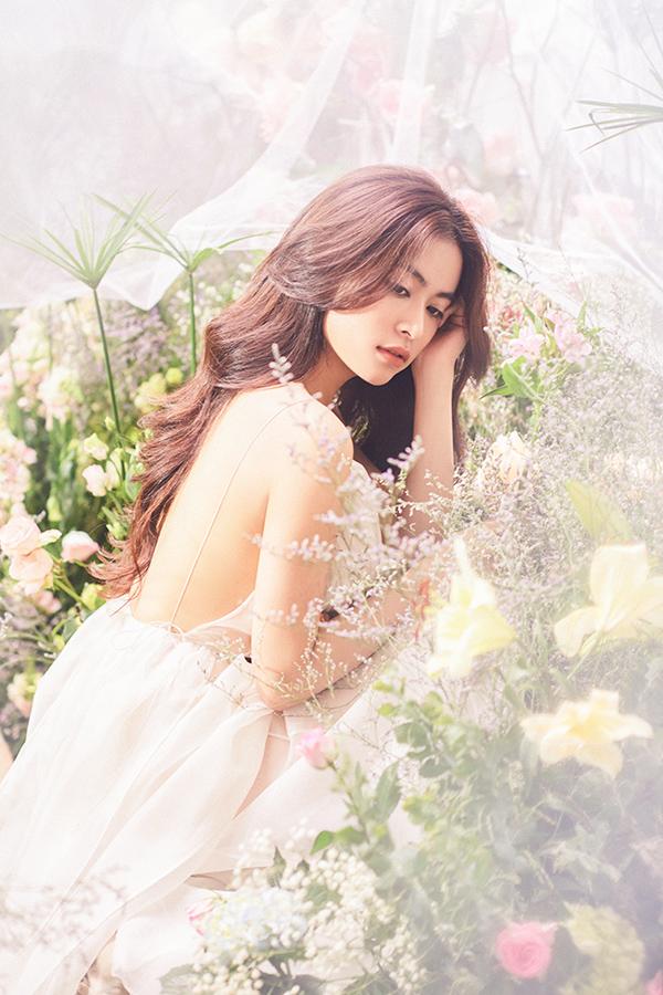 Hoàng Thuỳ Linh hoá nàng tiên hoa ngọt ngào - 6