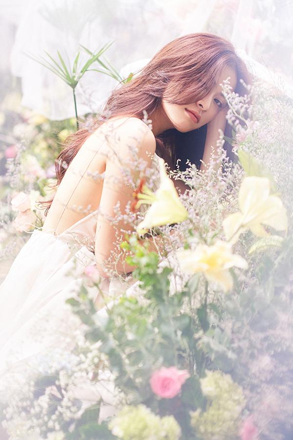 Hoàng Thuỳ Linh hoá nàng tiên hoa ngọt ngào - 8