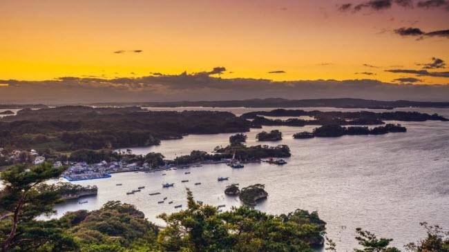Mướt mắt trước những vùng đất đẹp như ảo ảnh tại đất nước mặt trời mọc - 8