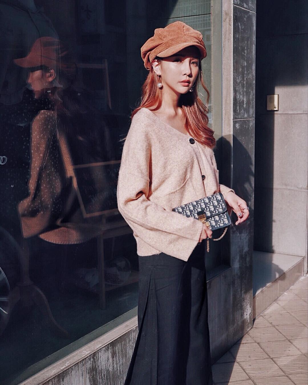 4 mẫu áo cardigan điệu nhất mùa lạnh mà nàng nào diện lên cũng dịu dàng, nữ tính hơn hẳn - 5