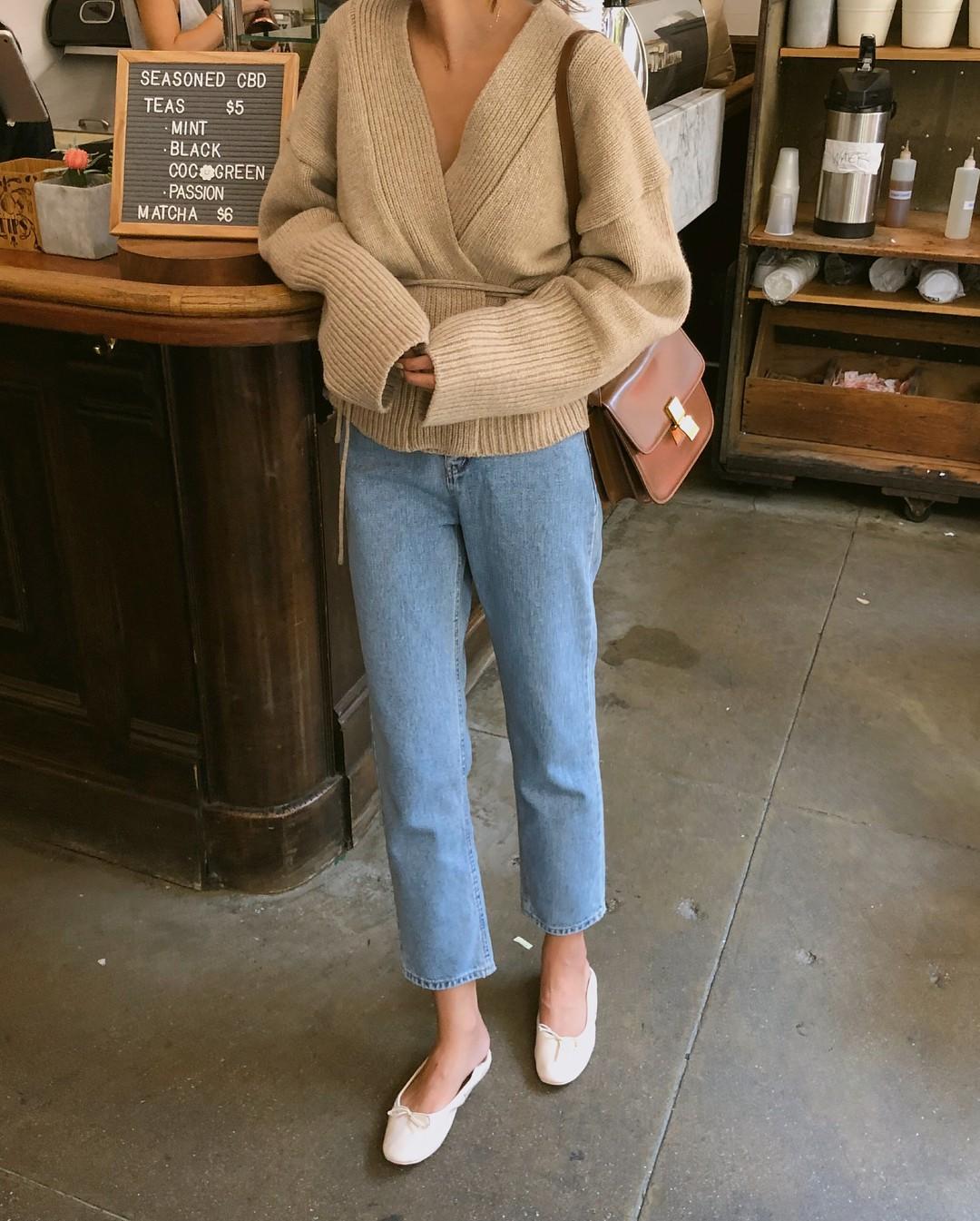 4 mẫu áo cardigan điệu nhất mùa lạnh mà nàng nào diện lên cũng dịu dàng, nữ tính hơn hẳn - 7
