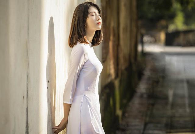 Nữ sinh Ninh Bình sở hữu nét đẹp sắc sảo hút hồn - 5