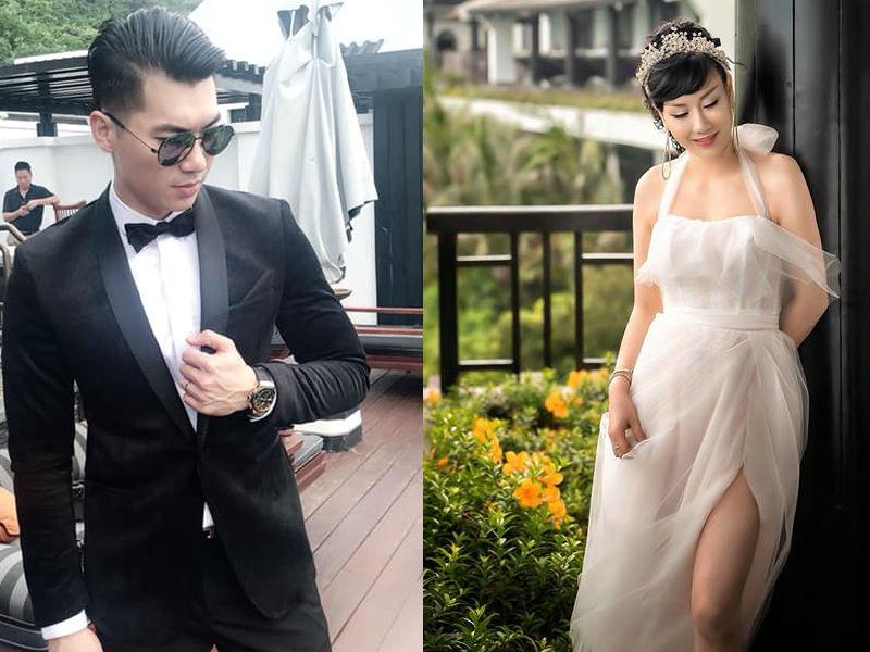 Trương Nam Thành tổ chức lễ cưới với doanh nhân hơn tuổi?