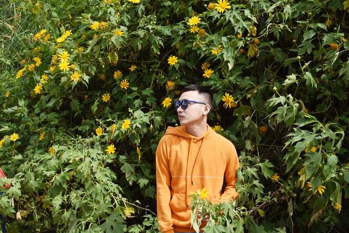 Sắc hoa dã quỳ vàng rực phủ khắp các cung đường Đà Lạt - 3