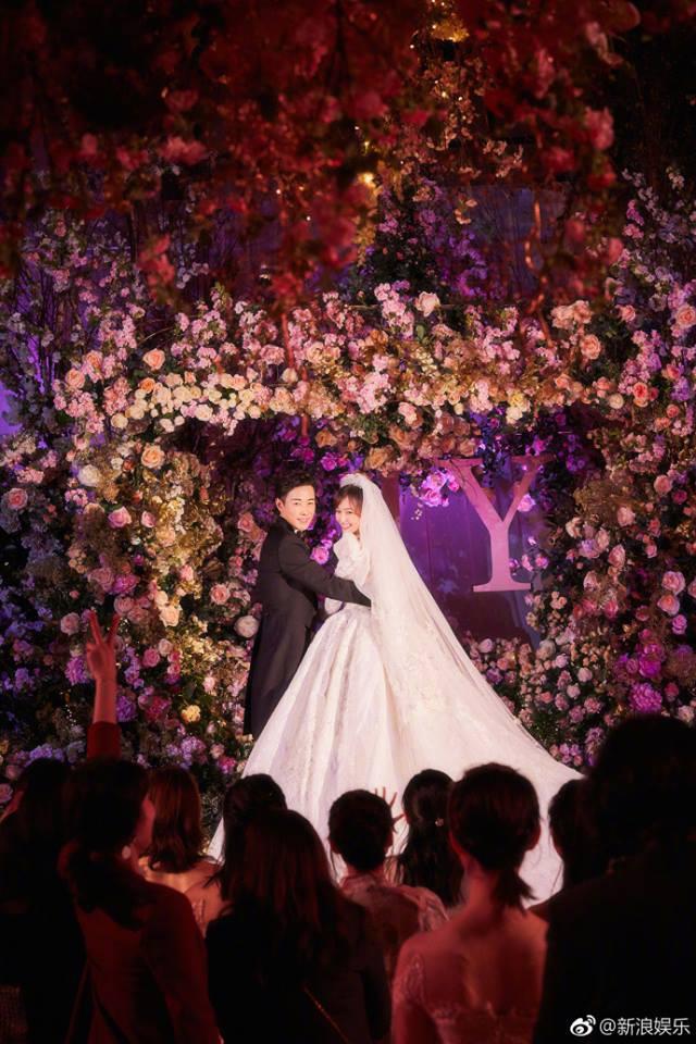 Những hình ảnh chính thức trong đám cưới Đường Yên - La Tấn được hé lộ - 4