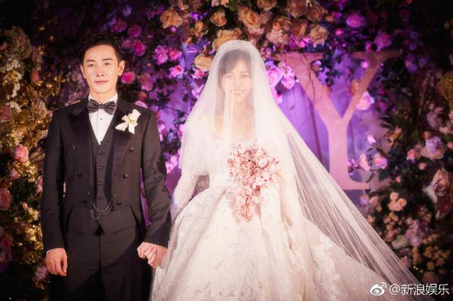 Những hình ảnh chính thức trong đám cưới Đường Yên - La Tấn được hé lộ - 5