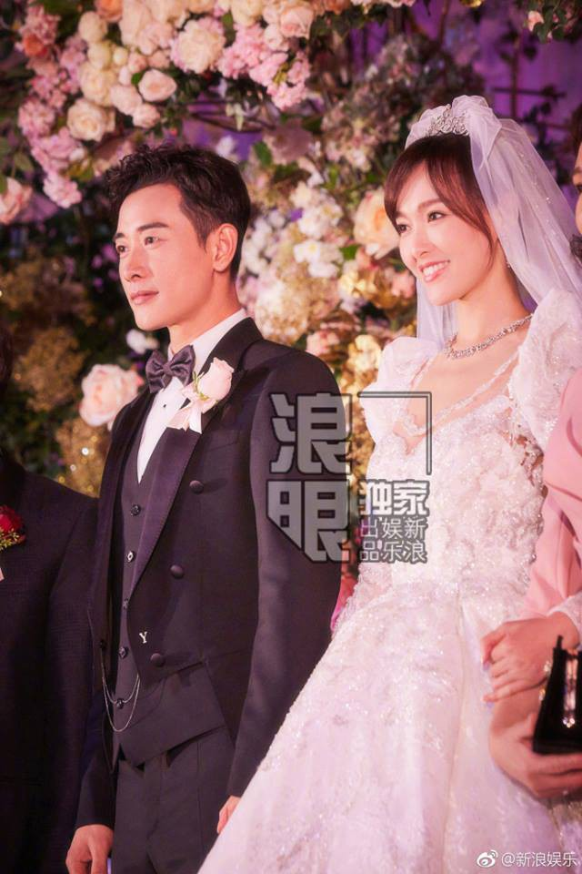 Những hình ảnh chính thức trong đám cưới Đường Yên - La Tấn được hé lộ - 6