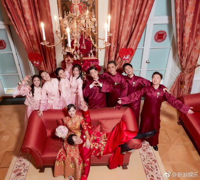 Những hình ảnh chính thức trong đám cưới Đường Yên - La Tấn được hé lộ - 7