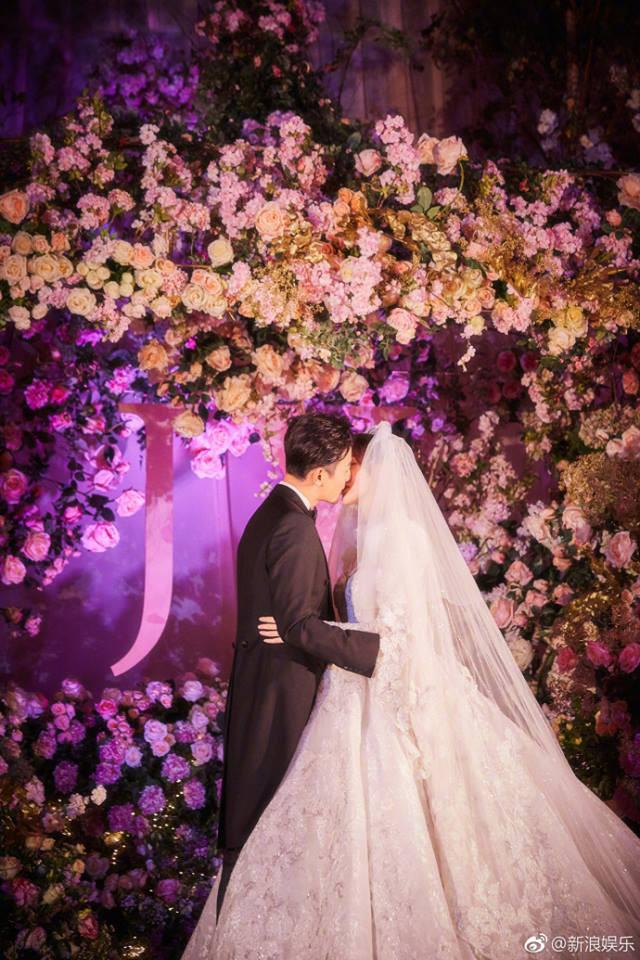 Những hình ảnh chính thức trong đám cưới Đường Yên - La Tấn được hé lộ - 8