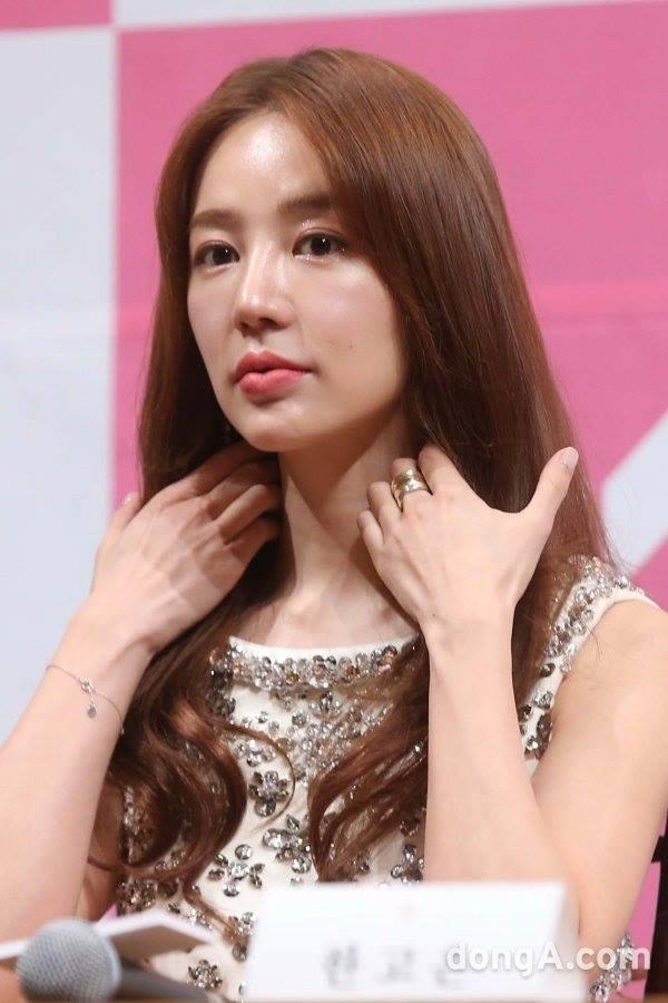 Cư dân mạng nói gì trước ngoại hình thay đổi của Yoon Eun Hye trong buổi họp báo ra mắt phim 'Love Alert'? - 7