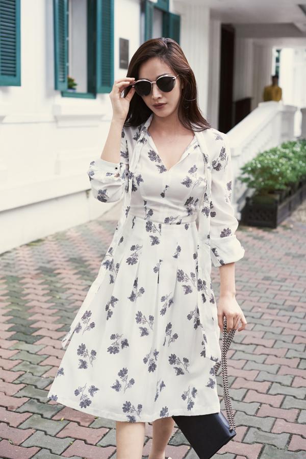 Mai Thanh Hà gợi ý chọn váy đi tiệc cho nàng văn phòng - 5